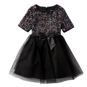 New  party dress girls
